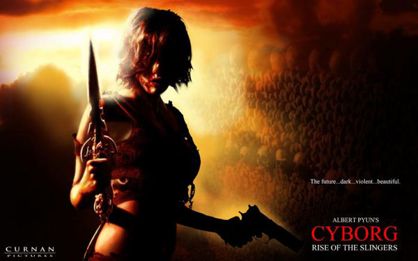 Unknown poster from the movie Cyborg: Rise of the Slingers