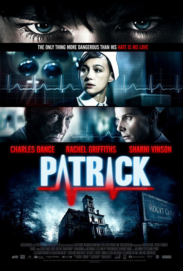 Us poster from the movie Patrick
