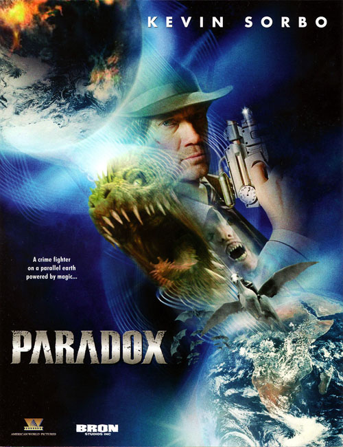 Unknown artwork from the movie Paradox