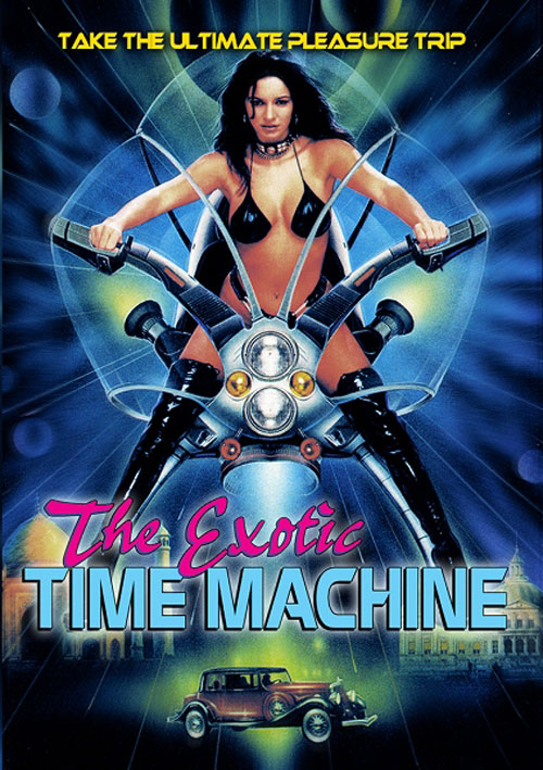 Us artwork from the movie The Exotic Time Machine