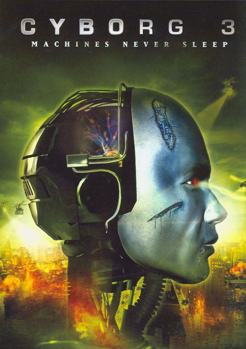 Unknown artwork from the movie Cyborg 3: The Recycler