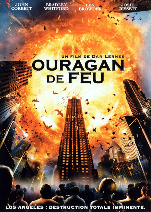 French artwork from the TV movie The Sky's on Fire