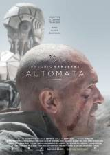 Movie poster from Automata, in theaters on October 10, 2014