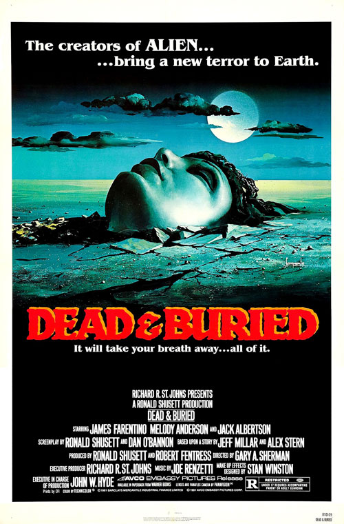 Us poster from the movie Dead & Buried