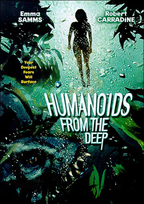 Us artwork from the TV movie Humanoids from the Deep