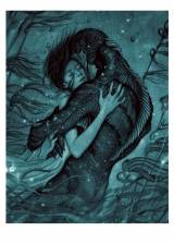 Affiche du film 'The Shape of Water'