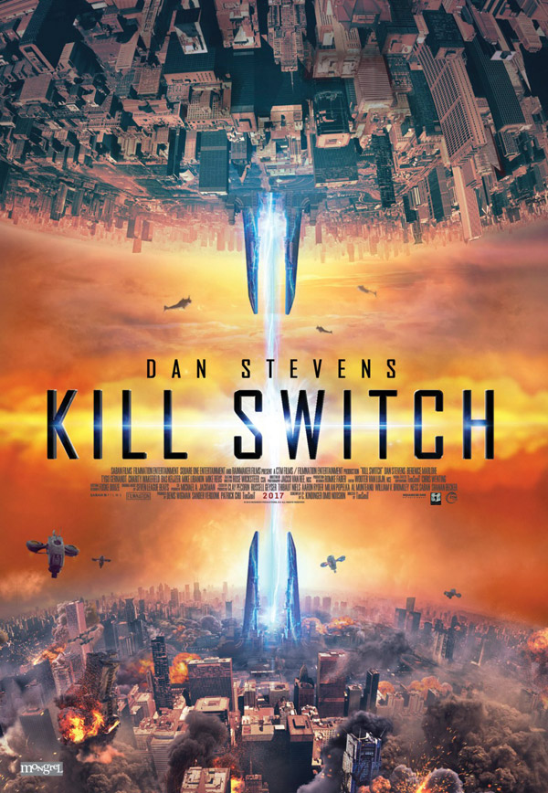 Unknown poster from the movie Kill Switch