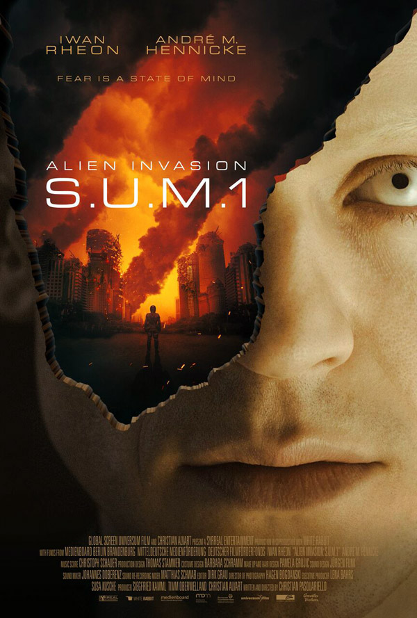Unknown poster from the movie Sum1