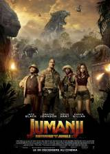 French poster thumbnail from 'Jumanji: Welcome to the Jungle'