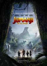 Unknown poster thumbnail from 'Jumanji: Welcome to the Jungle'