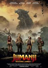 Us poster thumbnail from 'Jumanji: Welcome to the Jungle'