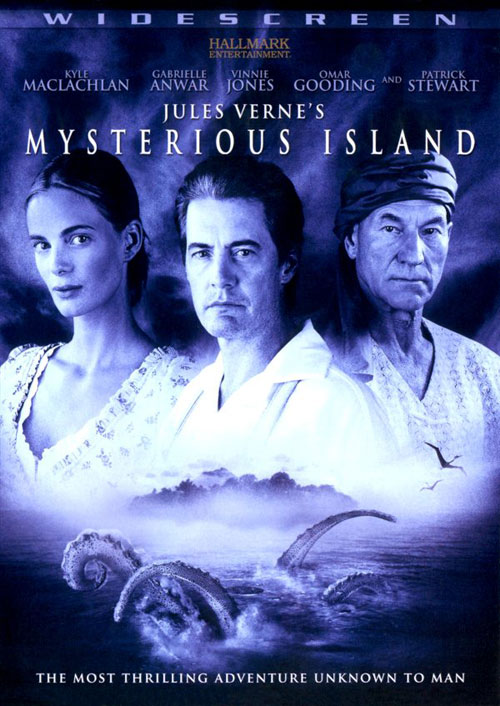 Us artwork from the TV movie Mysterious Island