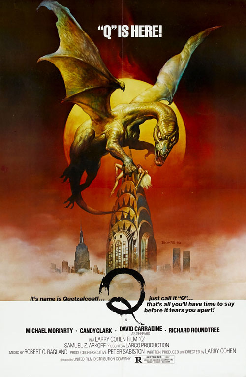 Us poster from the movie Q