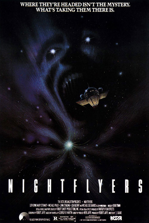 Us poster from the movie Nightflyers