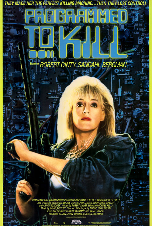 Us poster from the movie Programmed to Kill