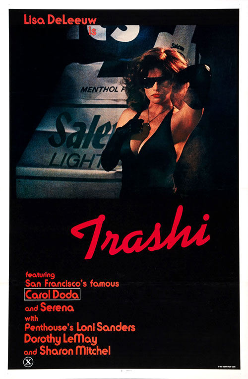 Us poster from the movie Trashi