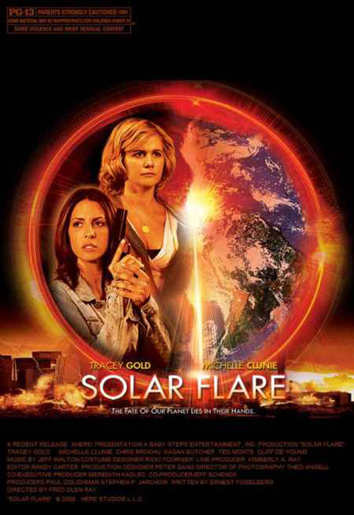 Us artwork from the movie Solar Flare
