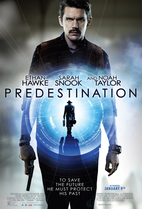 Us poster from the movie Predestination