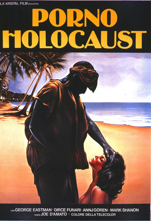 Us poster from the movie Porno Holocaust