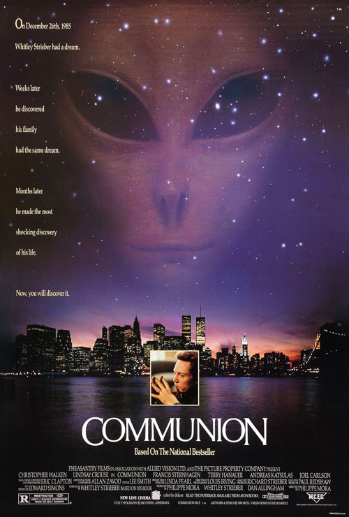 Us poster from the movie Communion
