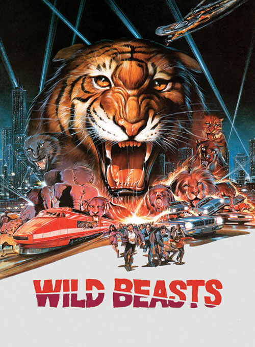 Unknown poster from the movie Wild beasts - Belve feroci
