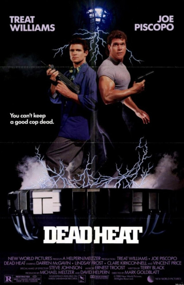 Us poster from the movie Dead Heat