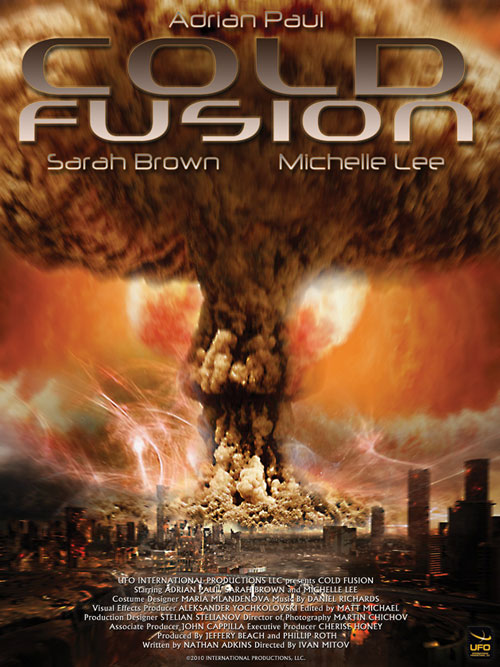 Us poster from 'Cold Fusion'