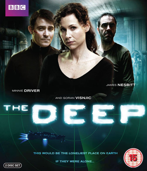 British artwork from the series The Deep