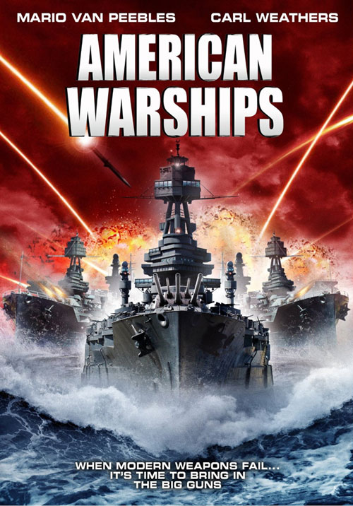 Us poster from the movie American Warships