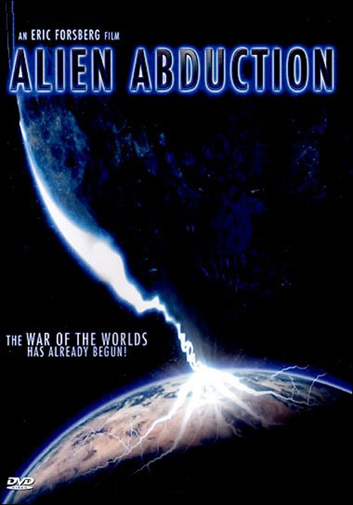 Us artwork from the movie Alien Abduction