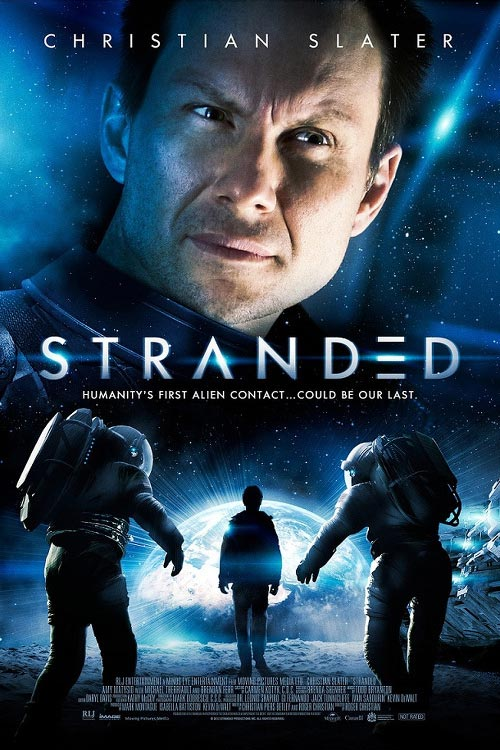 Us poster from the movie Stranded
