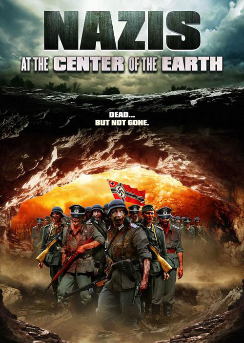 Us artwork from the movie Nazis at the Center of the Earth