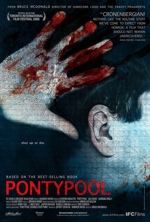 Us poster from the movie Pontypool