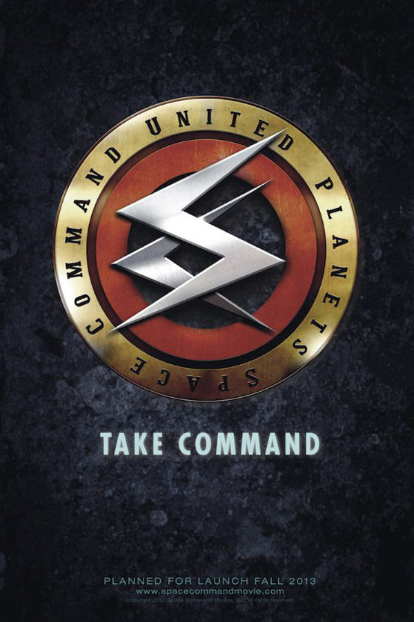 Us poster from the movie Space Command Redemption