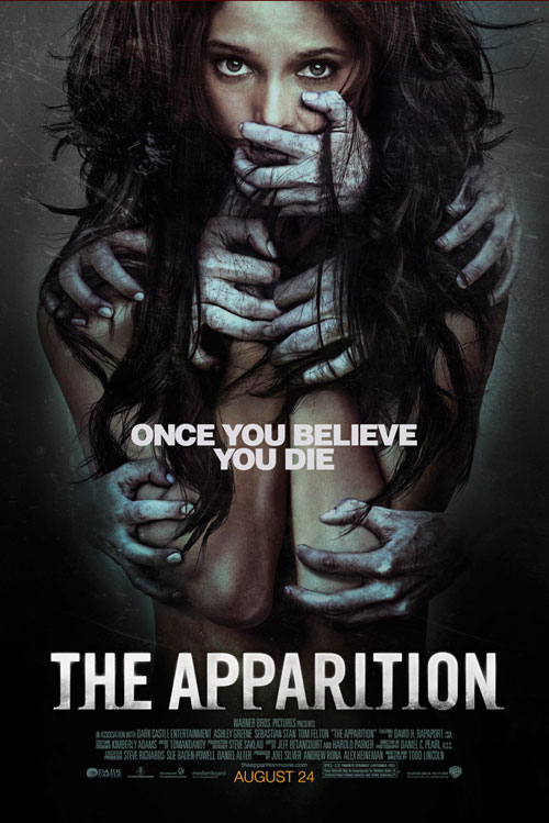Us poster from the movie The Apparition