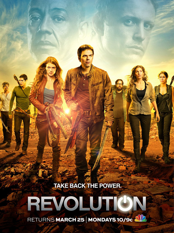 Us poster from the series Revolution