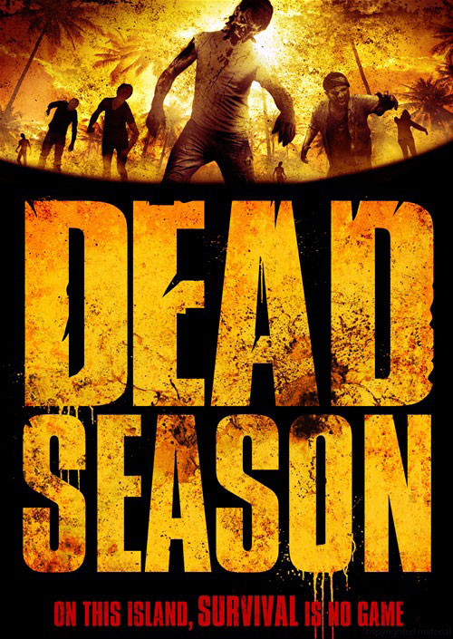 Us artwork from the movie Dead Season