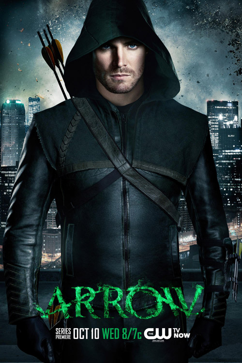 Us poster from the series Arrow