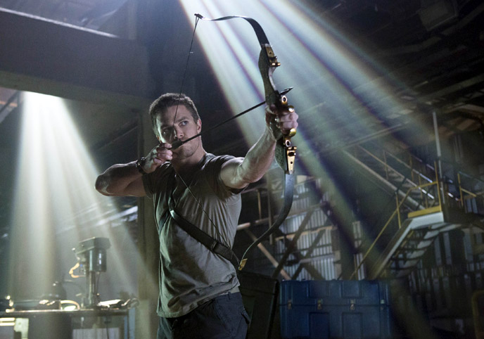 Photo de 'Arrow' - ©2012 Warner Bros - Arrow (Arrow) - cliquez sur la photo pour la fermer