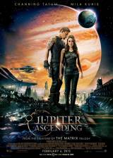 Movie poster from Jupiter Ascending, in theaters on February 06, 2015