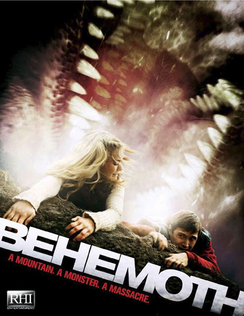 Us artwork from the TV movie Behemoth