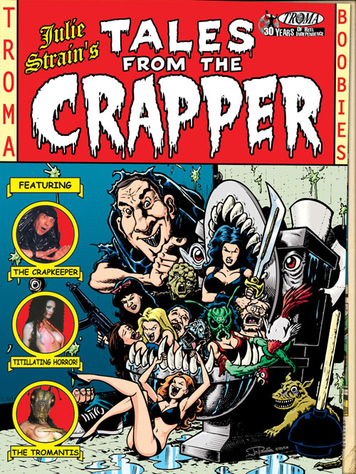 Us poster from the movie Tales from the Crapper
