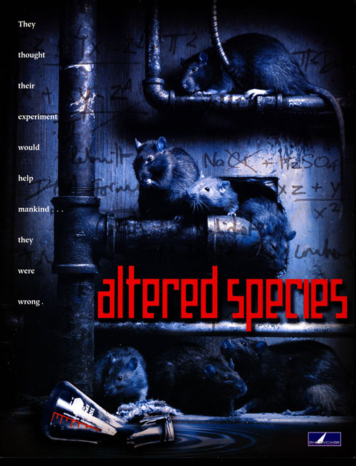 Unknown poster from the movie Altered Species