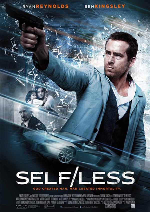 Unknown poster from 'Selfless'