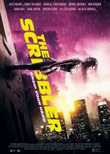 Movie poster from The Scribbler, in theaters on September 19, 2014