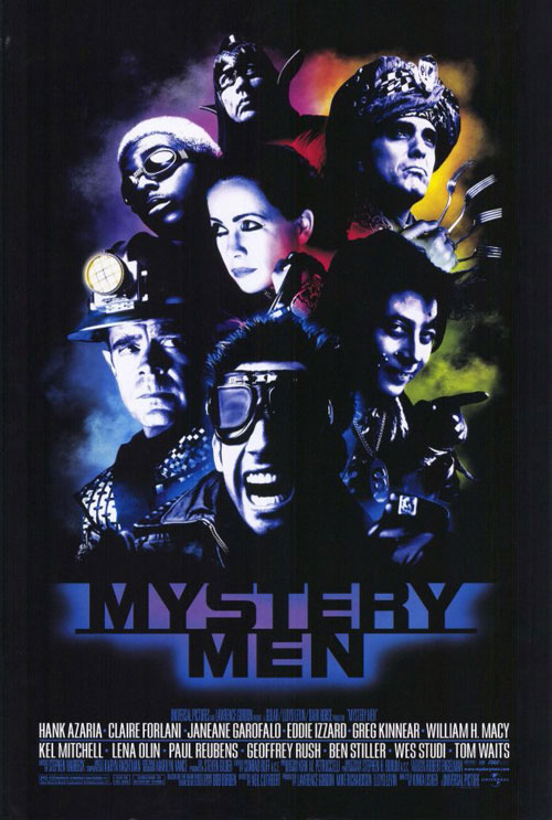 Us poster from the movie Mystery Men