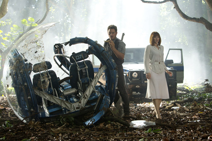 Photo de 'Jurassic World' - ©2014 Universal Pictures - Jurassic World (Jurassic World) - cliquez sur la photo pour la fermer