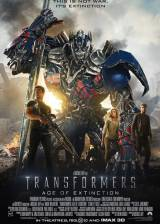 Movie poster from Transformers: Age of Extinction, in theaters on June 27, 2014