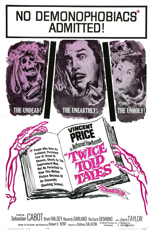 Us poster from the movie Twice-Told Tales