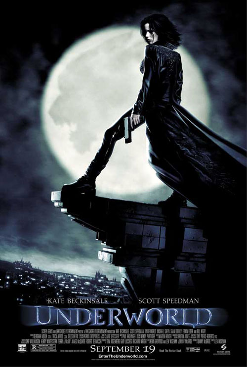 Us poster from the movie Underworld